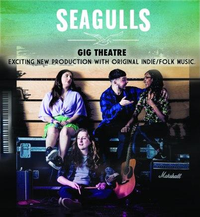 Seagulls, Bolton Octagon